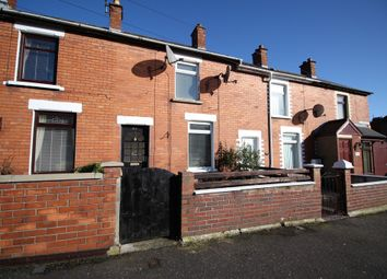 Thumbnail 2 bedroom terraced house for sale in Locan Street, Belfast