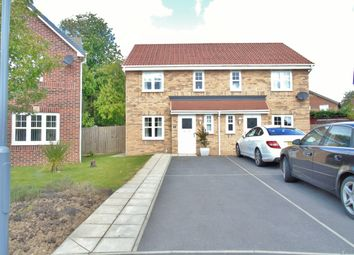 Thumbnail 3 bed semi-detached house to rent in Babbage Gardens, Stockton-On-Tees