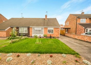 Thumbnail 2 bedroom bungalow for sale in Allington Drive, Birstall, Leicester, Leicestershire
