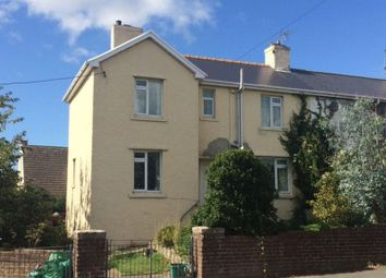 Thumbnail 3 bed semi-detached house for sale in Stallcourt Avenue, Llantwit Major