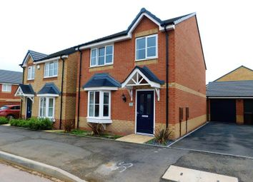 Thumbnail 4 bed detached house for sale in Newbold Drive, Stafford