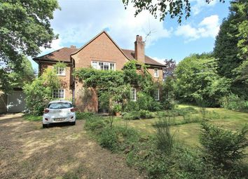 Thumbnail 4 bed detached house for sale in Oak End Way, Woodham, Addlestone