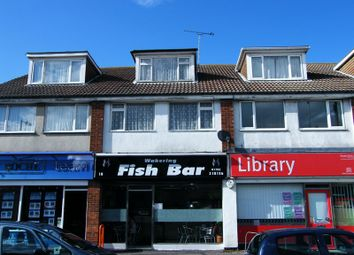Thumbnail 2 bed flat to rent in High Street, Great Wakering, Southend-On-Sea