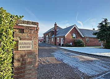Thumbnail 4 bed barn conversion for sale in Barons Court, Retford Road, Boughton, Newark, Nottinghamshire