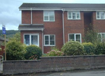 Thumbnail 2 bed flat to rent in Gloucester Road, Ross-On-Wye