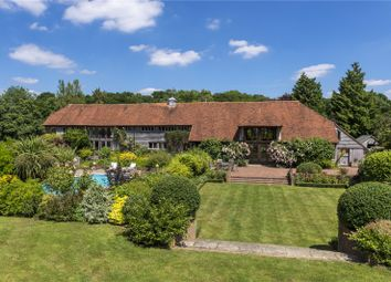 Thumbnail 6 bed barn conversion for sale in Pennybridge Lane, Mayfield, East Sussex