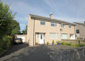 Thumbnail 3 bed semi-detached house for sale in Wattsfield Avenue, Kendal