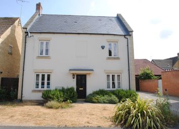 Thumbnail 4 bed detached house for sale in 40 Beceshore Close, Moreton-In-Marsh