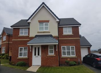 Thumbnail 4 bed detached house to rent in Kingfisher Drive, Morecambe
