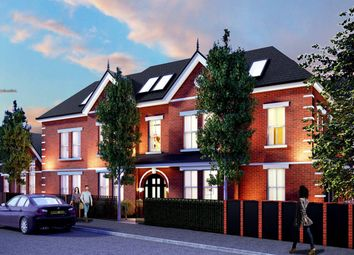 Thumbnail 2 bed flat for sale in Whittlesford House, New Malden, Surrey