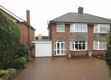 Thumbnail 3 bed semi-detached house for sale in Birchover Way, Allestree, Derby