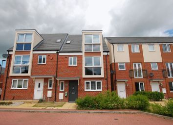 Thumbnail 4 bedroom semi-detached house for sale in Bowden Close, Newcastle Upon Tyne