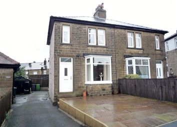Thumbnail 2 bed semi-detached house to rent in Ayton Road, Longwood, Huddersfield