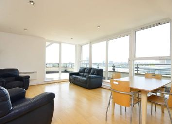 Thumbnail 3 bed flat to rent in Smugglers Way, Wandsworth Town