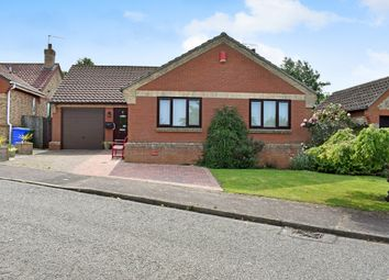Thumbnail 3 bedroom detached bungalow for sale in Barley Meadow, Halesworth