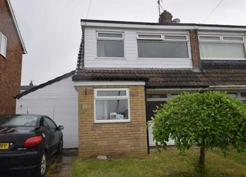 Thumbnail 3 bed semi-detached house for sale in Wethersfield Road, Prenton