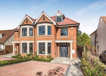 5 bed semi-detached house for sale in Grimsdyke Crescent, Arkley, Hertfordshire EN5