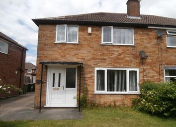 Thumbnail 3 bed semi-detached house to rent in Ullswater Road, Fulwood, Preston