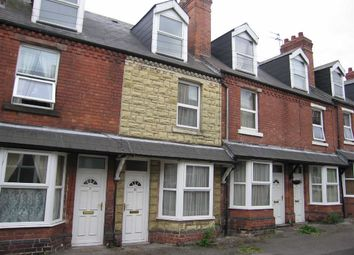 Thumbnail 3 bed terraced house to rent in Agnes Villas, Mapperley, Nottingham