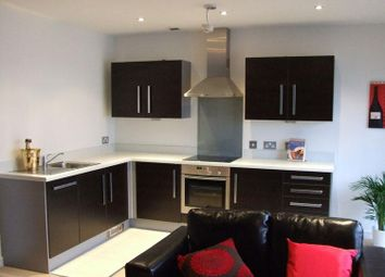 Thumbnail 1 bed flat for sale in Waterside Apartments, St James Court, Accrington