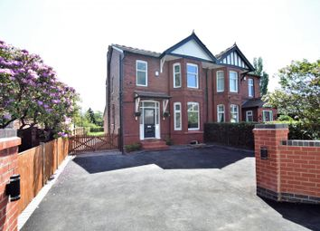 Thumbnail 3 bed semi-detached house for sale in Acre Lane, Cheadle Hulme, Cheadle