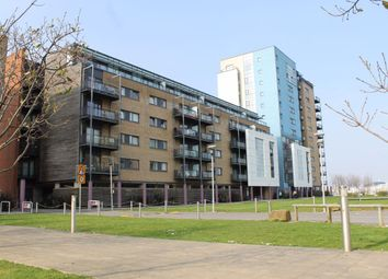 Thumbnail 2 bed flat to rent in Kilcredaun House, Prospect Place, Cardiff Bay