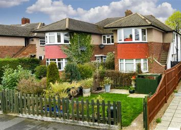 Thumbnail 3 bed maisonette for sale in Amis Avenue, West Ewell, Surrey