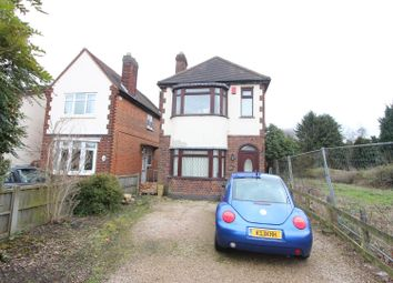 Thumbnail 2 bed detached house for sale in Ashby Road, Hinckley