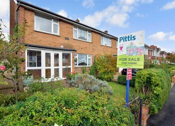 Thumbnail 3 bed semi-detached house for sale in Wilver Road, Newport, Isle Of Wight