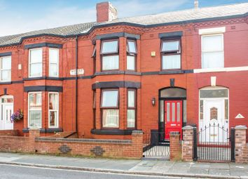 Thumbnail 4 bedroom terraced house for sale in Wyresdale Road, Liverpool