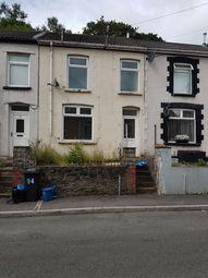 Thumbnail 2 bed terraced house to rent in Aberfan -, Merthyr Tydfil