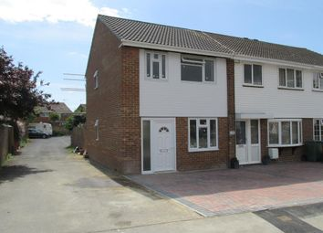 Thumbnail 2 bed end terrace house for sale in Cygnet Walk, North Bersted, Bognor Regis, West Sussex