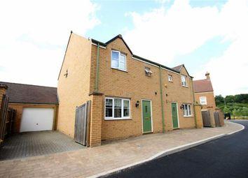 Thumbnail 3 bed semi-detached house for sale in Nunwick Way, East Wichel, Swindon