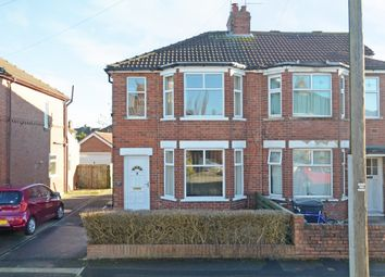 Thumbnail 2 bed semi-detached house for sale in Leyland Road, York
