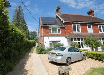 Thumbnail 2 bedroom semi-detached house for sale in Silverdale Road, Burgess Hill