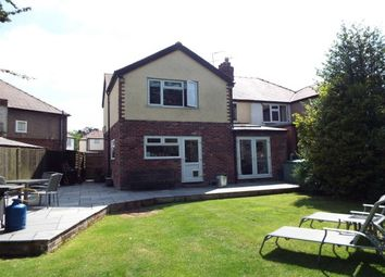 Thumbnail 3 bed property to rent in Thoresway Road, Wilmslow