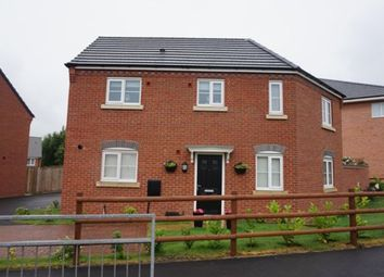 Thumbnail 3 bed detached house to rent in Jackson Road, Bagworth, Coalville