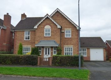 Thumbnail 4 bed detached house for sale in Woodside Road, Coalpit Heath, Bristol