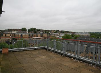 Thumbnail 3 bedroom flat to rent in Dockside Court, Harry Zeital Way, London