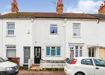 Thumbnail 2 bed terraced house for sale in Greatham Road, Bushey