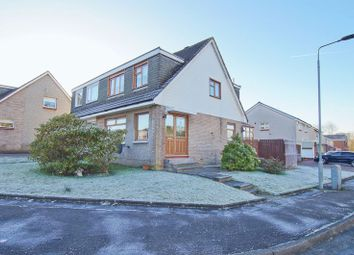 Thumbnail 3 bed semi-detached house for sale in Kirkhill Terrace, Cambuslang, Glasgow