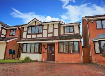 Thumbnail 4 bedroom detached house for sale in Almond Close, Muxton, Telford