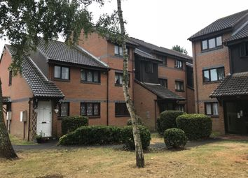 Thumbnail 1 bed flat for sale in Capstan Close, Chadwell Heath, Romford