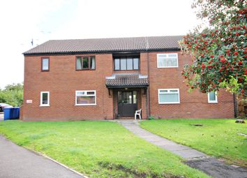 Thumbnail 1 bed flat for sale in Deanwater Close, Locking Stumps, Warrington
