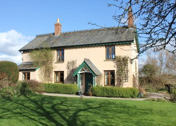 Peterstow, Ross-On-Wye HR9. 4 bed cottage for sale