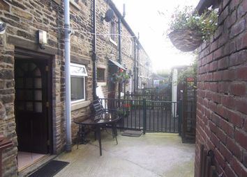 Thumbnail 2 bed terraced house to rent in Poplar Terrace, Chapel-En-Le-Frith, High Peak