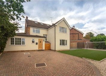 Thumbnail 4 bed detached house for sale in Larkswood Drive, Crowthorne, Berkshire