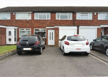 Thumbnail 3 bed terraced house for sale in Lowlands Avenue, Streetly