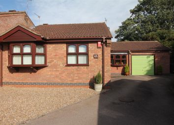 Thumbnail 2 bed semi-detached bungalow for sale in Park Road, Earl Shilton, Leicester