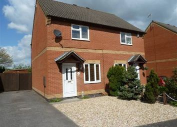 Thumbnail 2 bed property to rent in Hawks Way, Sleaford, Lincs